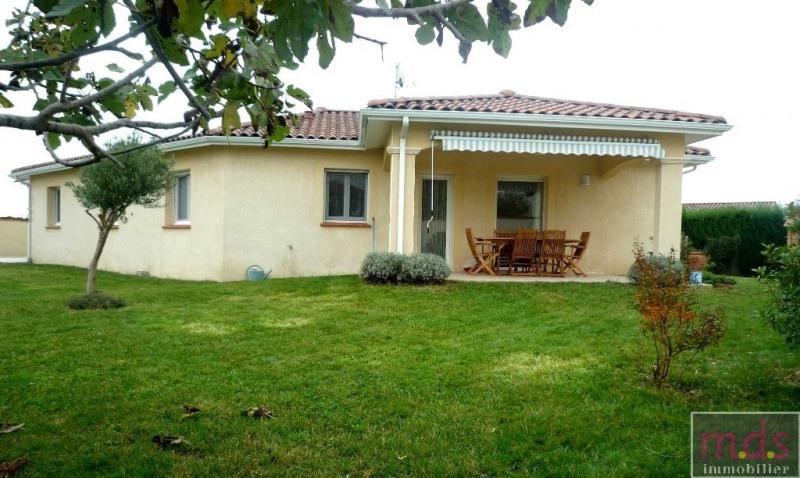 Vente maison / villa Montastruc-la-conseillere secteur 341000€ - Photo 7