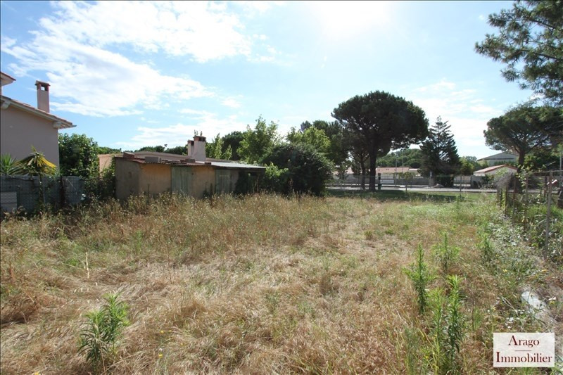 Vente terrain Espira d 81 000€ - Photo 1