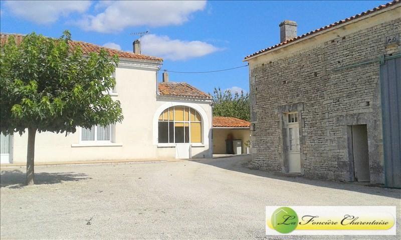 Vente maison / villa Aigre 118000€ - Photo 3