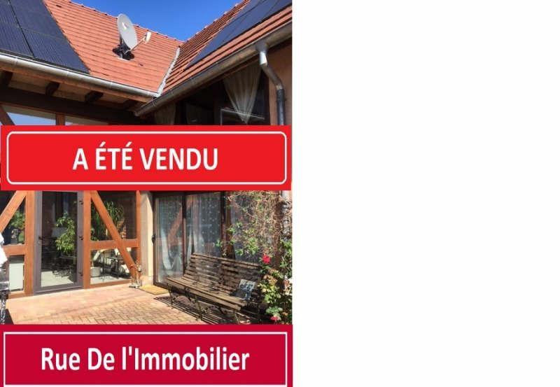 Vente maison / villa Weitbruch 438000€ - Photo 1