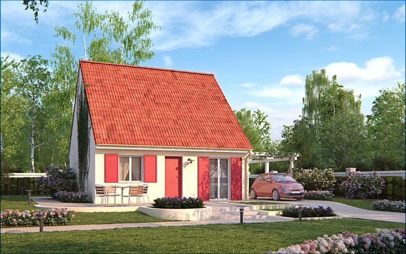Maison  3 pièces + Terrain 1212 m² Saint-Pierre-de-Mailloc par MAISONS PIERRE