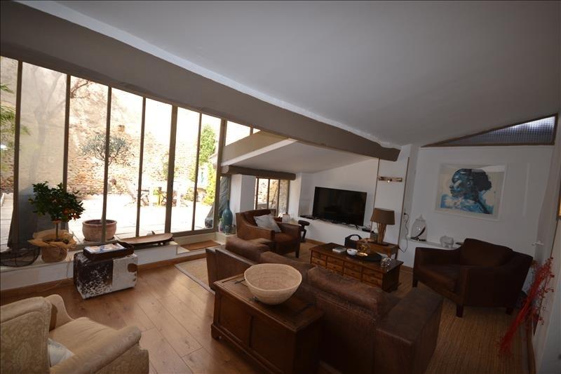 Vente maison / villa Morieres les avignon 406000€ - Photo 1