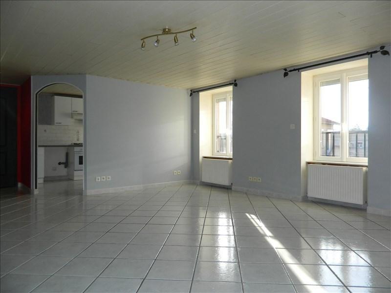 Rental apartment Roanne 495€ CC - Picture 1