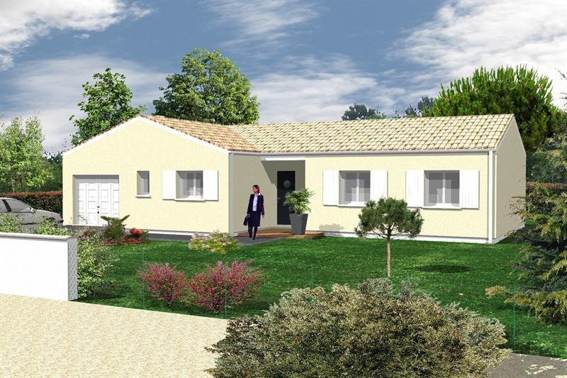 Maison  5 pièces + Terrain 700 m² Saint Gence (87510) par GCI CONSTRUCTION