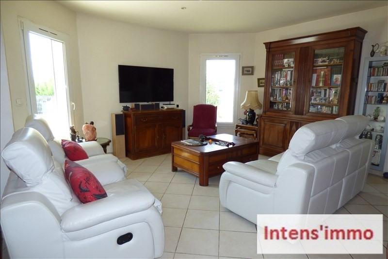 Sale house / villa Mours st eusebe 320000€ - Picture 5