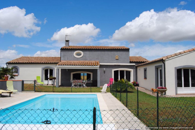 Vente maison / villa Bram 378 000€ - Photo 2
