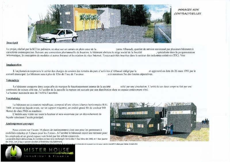 Vendita terreno Montauban 130000€ - Fotografia 4