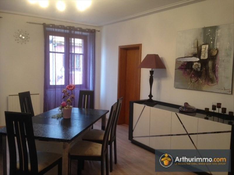 Vente appartement Bergheim 187250€ - Photo 1