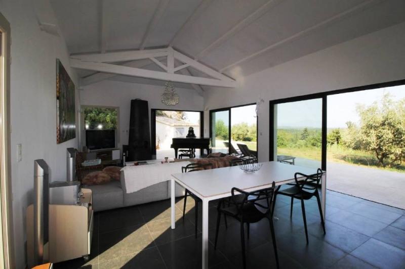 Deluxe sale house / villa Pujaut 936000€ - Picture 2