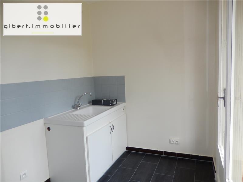 Location appartement Le puy en velay 348,79€ CC - Photo 1