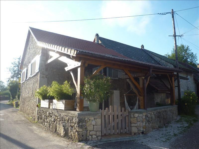 Sale house / villa Ceyzerieu 210000€ - Picture 1