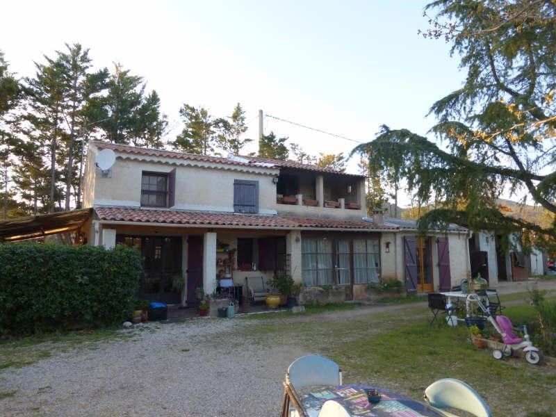 Sale house / villa Sollies pont 399000€ - Picture 1