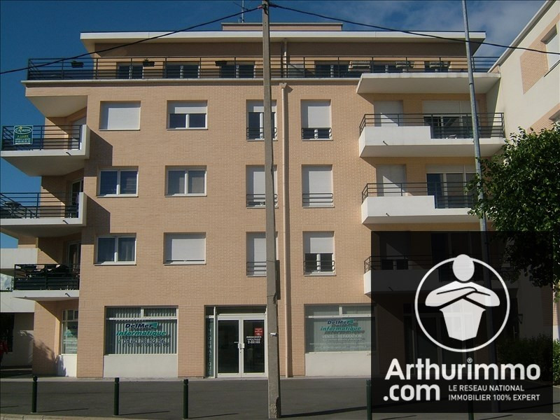 Investment property apartment Chelles 172900€ - Picture 1