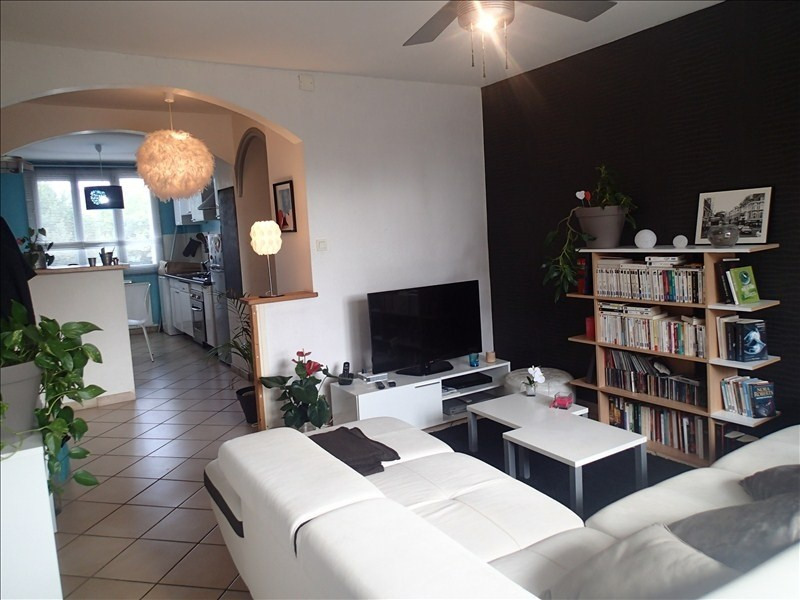 Vente appartement Bourg les valence 127 000€ - Photo 2