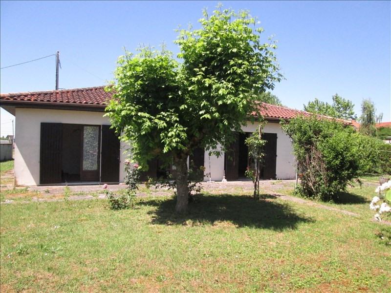 Sale house / villa Ambes 174000€ - Picture 7