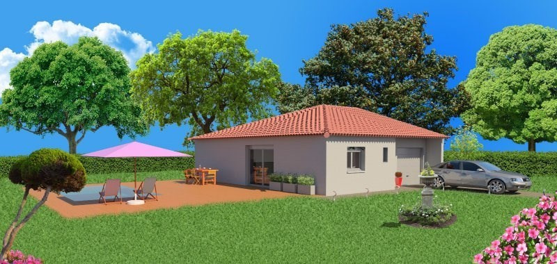 Maison  3 pièces + Terrain 221 m² Ceret par XXL CREATION
