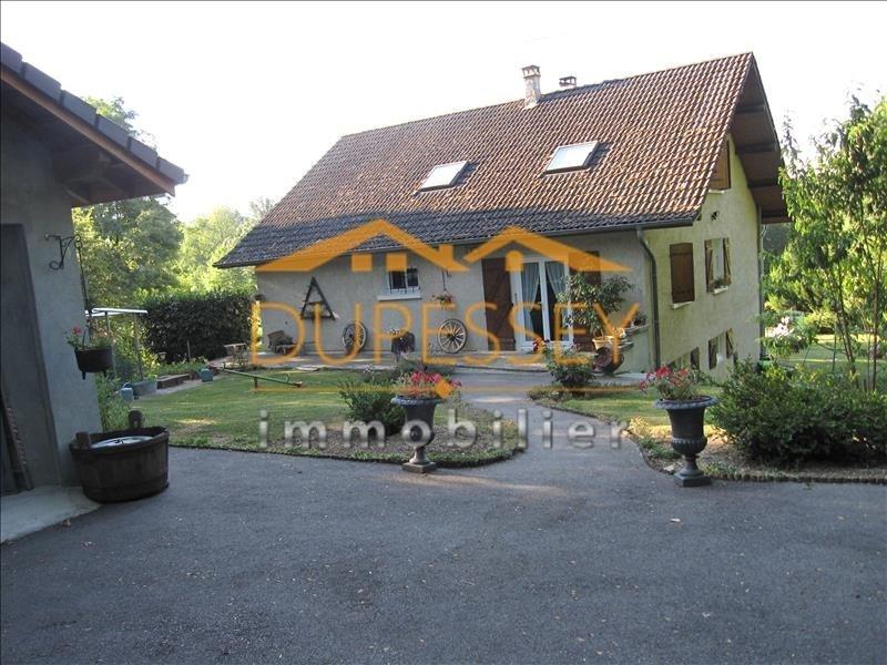 Vente maison / villa Avressieux 292000€ - Photo 1