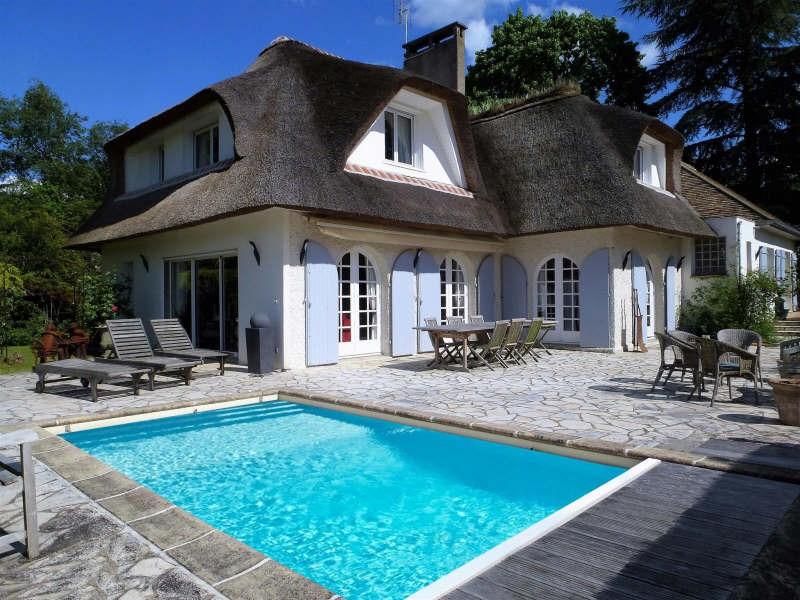 Deluxe sale house / villa St nom la breteche 1590000€ - Picture 1