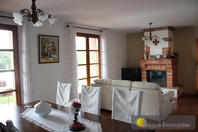 Sale house / villa Mondonville 440000€ - Picture 2