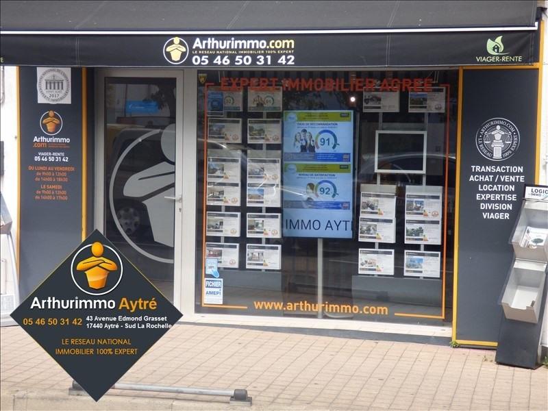 Commercial property sale shop La rochelle 155120€ - Picture 2