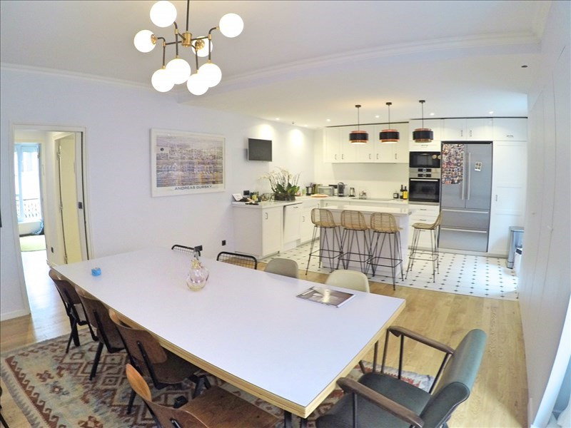 Vente de prestige appartement Paris 10ème 1399000€ - Photo 5