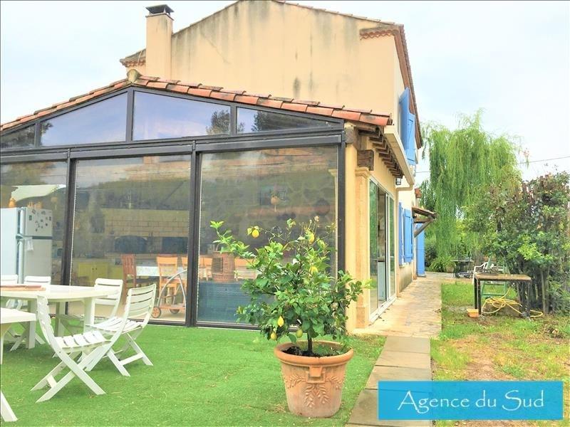 Vente maison / villa Allauch 505000€ - Photo 2
