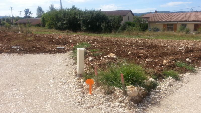 Vente terrain Béard-géovreissiat 65000€ - Photo 3