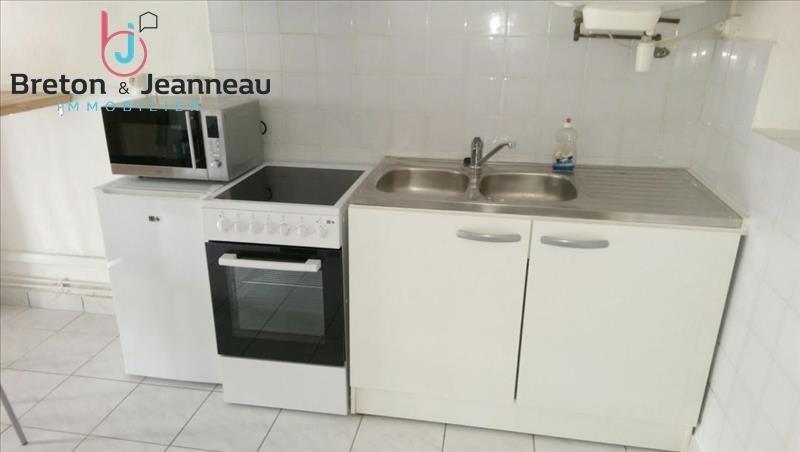 Location appartement Laval 300€ CC - Photo 4