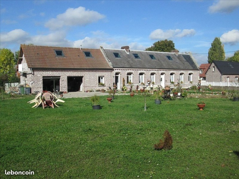 Vente maison / villa Bapaume 147500€ - Photo 1