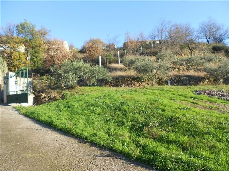 Vente terrain Lodeve 97000€ - Photo 3