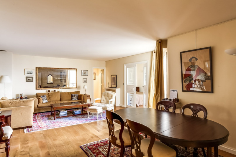 Deluxe sale apartment Paris 8ème 1 260 000€ - Picture 1