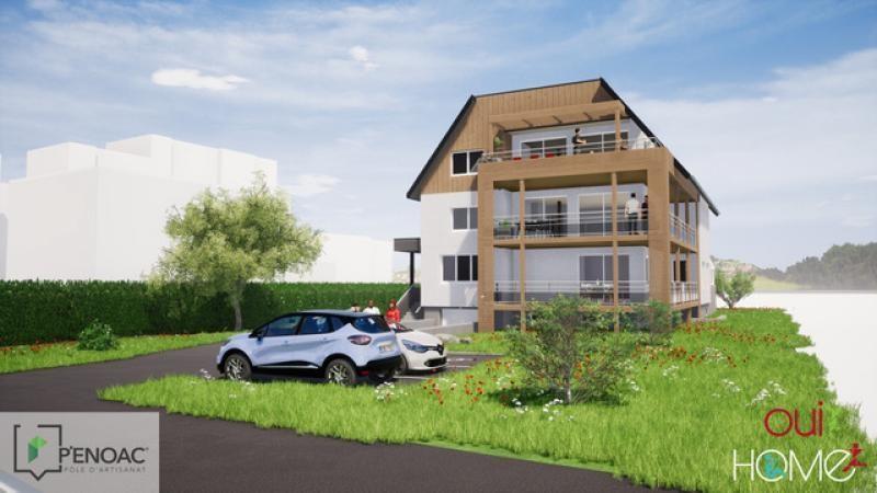 Vente appartement Geispolsheim 374700€ - Photo 1