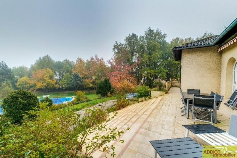 Vente maison / villa Secteur gragnague 440000€ - Photo 10