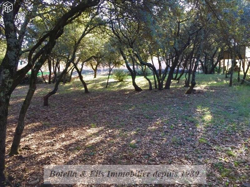 Vente terrain Venejan 88000€ - Photo 3