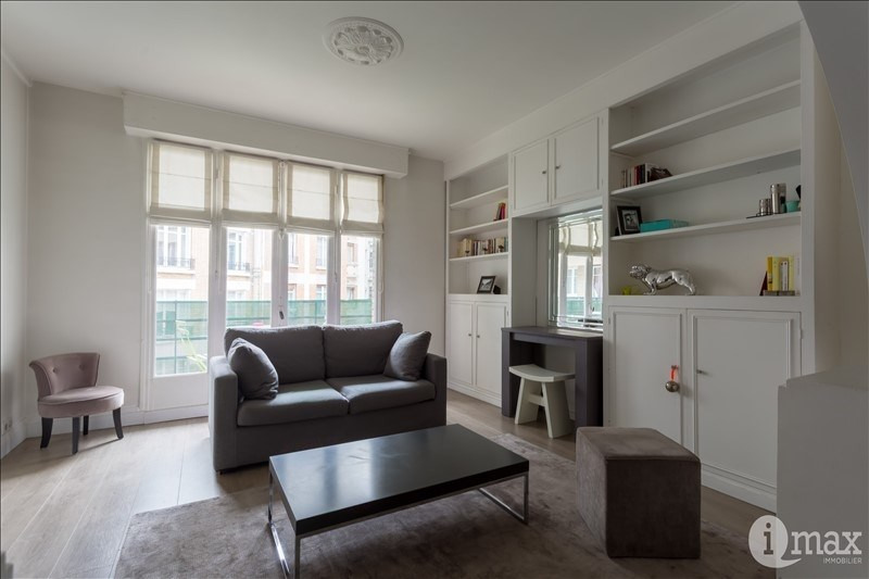 Vente appartement Paris 17ème 475000€ - Photo 2