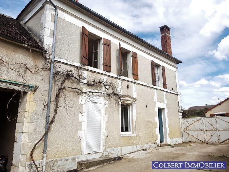 Vente maison / villa Moneteau 109000€ - Photo 1