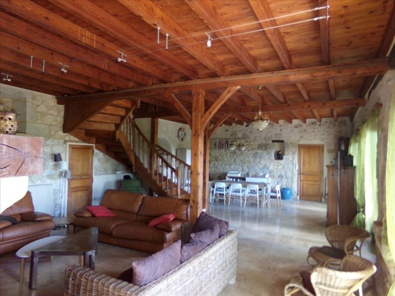 Deluxe sale house / villa Layrac 559 000€ - Picture 2