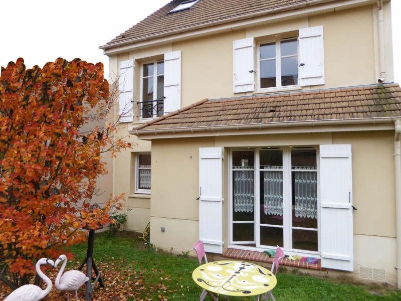 Vente maison / villa Maurepas 384000€ - Photo 1