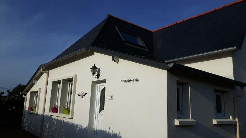 Vente maison / villa Tregastel 312000€ - Photo 2
