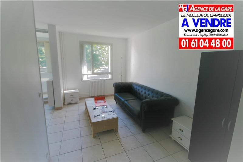 Vente appartement Sartrouville 253000€ - Photo 2