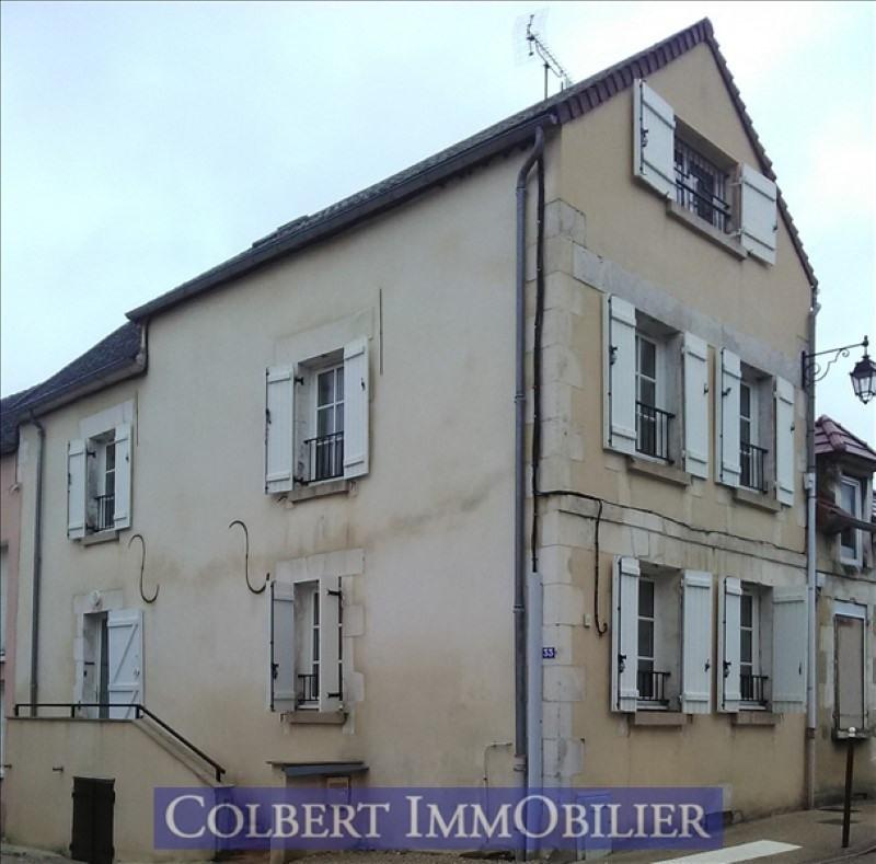 Vente maison / villa Seignelay 90500€ - Photo 1