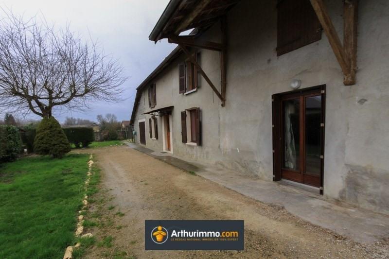 Vente maison / villa Morestel 145000€ - Photo 1