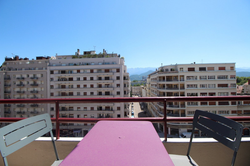 Vente appartement Grenoble 169 000€ - Photo 1