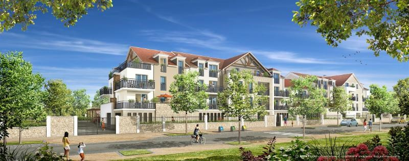 Cosy by nature programme immobilier neuf tigery for Immobilier neuf idf
