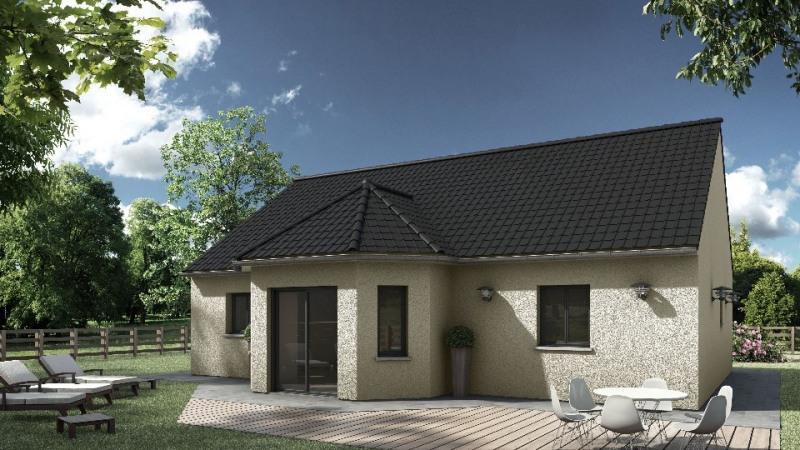 Maison  4 pièces + Terrain 2000 m² Les Grandes-Ventes par EXTRACO CREATION
