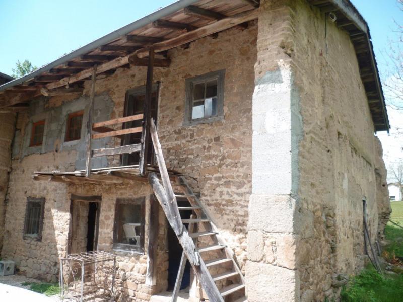 Vente maison / villa St laurent de chamousset 80000€ - Photo 1