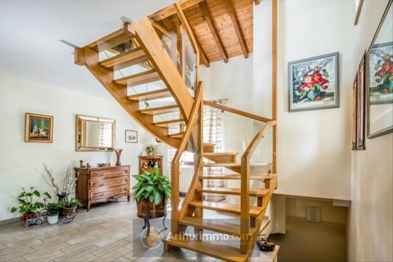 Vente maison / villa St martin du mont 420000€ - Photo 10