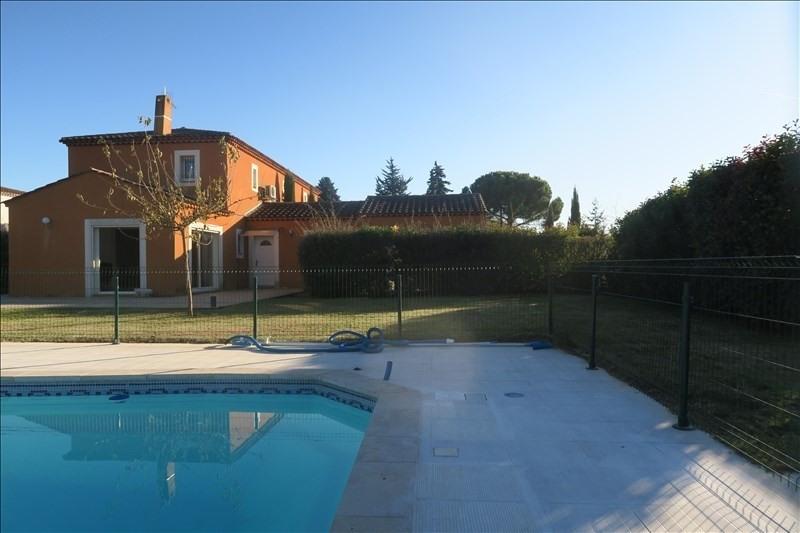 Vente de prestige maison / villa Aix en provence 670000€ - Photo 1