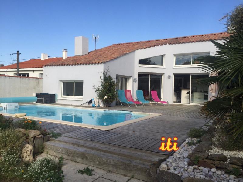 Sale house / villa Les sables d olonne 472000€ - Picture 1