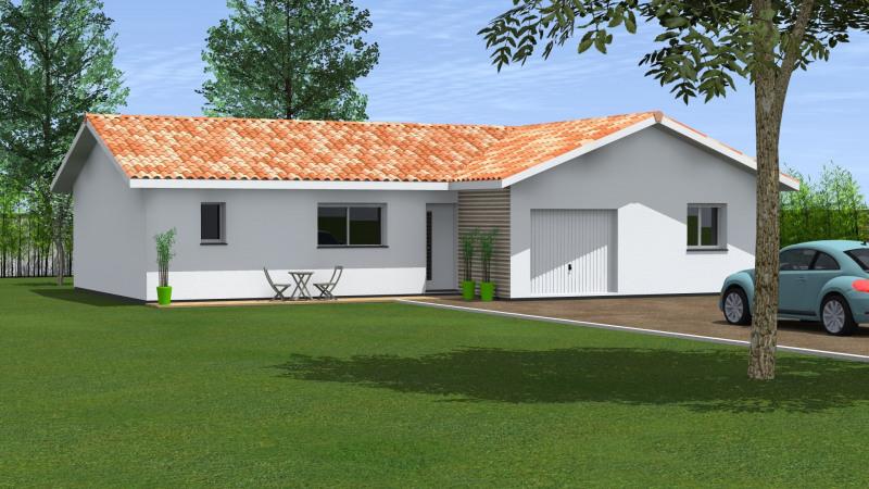 """Modèle de maison  """"Maison 5 pièces"""" à partir de 5 pièces Dordogne par MAISONS CONFORECO - AGENCE ST PAUL LES DAX"""